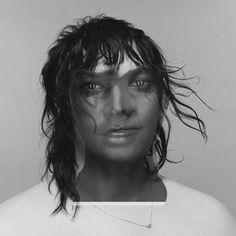 "inezandvinoodh: "" @anohni 's brilliant new album #hopelessness is out!!! Cover art by us! Kisses IV """
