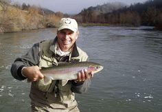 Charlieklam Klamath River, Sacramento River, Fall River, Salmon Fishing, Trout, Fly Fishing, Fly Tying