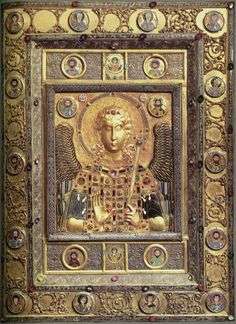 ancient-serpent: Archangel Michael - icon from a church in Constantinople, c. Early Christian, Christian Art, Religious Icons, Religious Art, Art Roman, Spiritus, Byzantine Art, 11th Century, Catholic Art