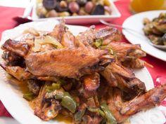 Perry's turkey wings Rev Run Sunday dinners Jive turkey episode