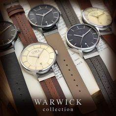 Designed in Great Britain our Warwick collection is the perfect styling this winter.  #watches #instablogger #winter #instafashion #montre #style #mensfashion #greatbritain #mensfashion - Shop now for owlgreatbritain > http://ift.tt/1Ja6lvu