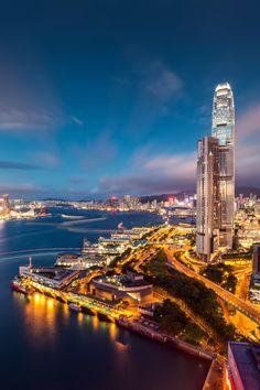 Hong Kong: visited 4 or 5 times
