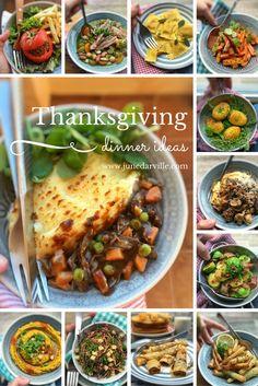 Thanksgiving Dinner Recipes!