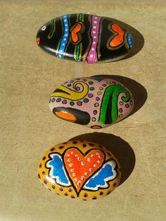 Piedras pintadas mcg