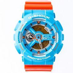 50730557d80 Pánské hodinky Casio GA-110NC-2A Relógios Casio G Shock
