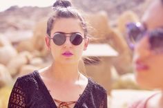 from Middle of Nowhere Cat Eye Sunglasses, Grunge, Eyes, Middle, Style, Fashion, Swag, Moda, Fashion Styles