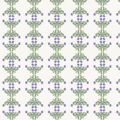 Viola riviniana 03 by xantha Pattern Making, Custom Fabric, Spoonflower, Craft Projects, How To Draw Hands, Fabrics, Colorful, Quilts, Printed