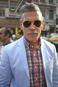 Mr. Nick Wooster, The Boss