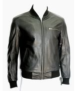 Description Genuine High Quality Leather High Quality Zipper Two hand pockets and one chest pocket Inside Silk Lining and Pocket. Custom Leather Jackets, Leather Pattern, Fashion Shoes, Black Leather, Stylish, Celebrities, Classic, Rock, Handmade