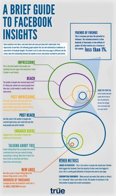 Facebook Insights InfographicTucson SEO | Six Degrees SEO
