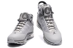 Discount Air Jordan Six Rings Fusion Grey Shoes