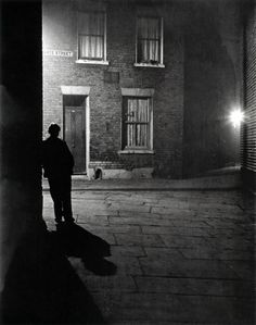 "joeinct: ""Untitled, London, Photo by Bill Brandt, 1937, Light edit by JoeInCT """