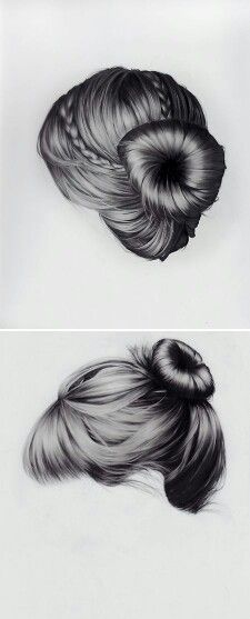 how to draw a perfect bun