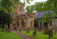 Eyam Village in Derbyshire, England (the real-life basis for the book Year of Wonders)