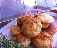Recipe Cheese and Bacon Muffins by JJ - Recipe of category Baking - savoury