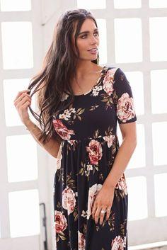 905667876eb2 Mikarose Clothing Miranda Dress Mikarose Clothing Modest Skirts, Modest  Outfits, Modest Bridesmaid Dresses,