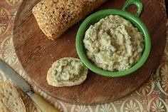 Patê de berinjela (caviar de aubergine)