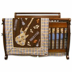 Music Nursery Baby Crib Bedding Sets Baby Crib