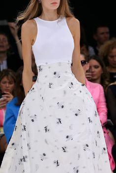 "floraspice: "" Christian Dior Spring/Summer 2015 | PFW """