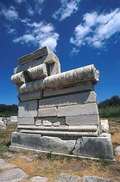 Heraion of Samos - Wikipedia, the free encyclopedia Elgin Marbles, Site Archéologique, Empire Romain, Heraklion, Crete, Samos Greece, Crystal Clear Water, Ancient Greece, Greek