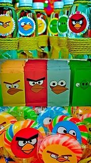 143 Best Angry Birds Party Idea S Images Bird Party Bird Birthday
