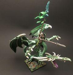 Warhammer Wood Elf Army Nicely Painted Age of Sigmar Sylvaneth | eBay