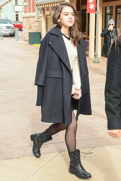 And cool cute outfits!!!!You CAN Look Stylish When You're Freezing! Celebs at Sundance Show You How