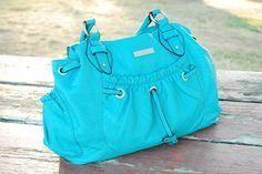 Turquoise Kaboo Bag...ooh isn't this cute???  :)