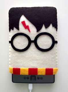 harry potter e-reader cover