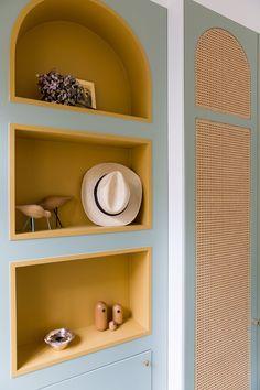 Shelf Design, Cabinet Design, Cafe Design, House Design, Interior Design, Home Furniture, Furniture Design, Wardrobe Design, Inspired Homes