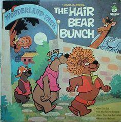 Hair Bear Bunch - In the Wonderland Zoo, there are certain bears who. 1970s Cartoons, Old School Cartoons, Classic Cartoons, Hanna Barbera, The Banana Splits, All Cartoon Characters, Favorite Cartoon Character, Vintage Children's Books, Vintage Comics
