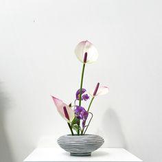 IKEBANART | ART FLORAL JAPONAIS | PARIS 10 - Ikebanart-Fleuriste Paris 10