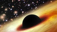 Un «monstruo» espacial en los orígenes del Universo. agujero negro supermasivo que se formó cuando el Universo apenas tenía 875 millones de años (el 6% de su edad actual) y que se encuentra justo en el centro de un quásar superluminoso. De hecho, ese quásar es el objeto más brillante jamás observado en ese lejano periodo de nuestra historia.