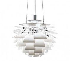 Poul Henningsen Artichoke lámpara Colgante