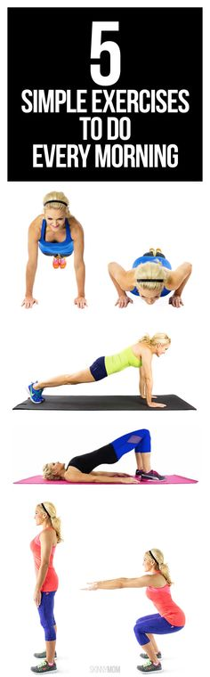 Stay fit for life with these moves.