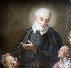 Imagens de São Felipe Néri - Fotos Felipe Nery, St Philip Neri, Priest, Communion, Saints, Painting, Angels, Instagram, St Michael
