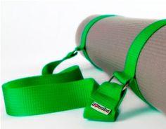 taška na jogu / yoga mat bag Yoga Mat Bag, In Ear Headphones, Handmade, Hand Made, Over Ear Headphones, Handarbeit