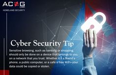 #Cyber Security #Tip of the Day