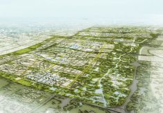Zhangjiang Science and Technology City in Pudong - e-architect