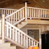 Rocky Top has been providing custom log railing and posts for cabins, resorts, and lodges for over 20 years.