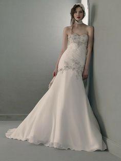 'Mila' by St. Pucchi Style 705 Sample Wedding Dress Size 12 - Nearly Newlywed Wedding Dress Shop