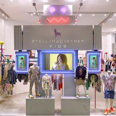 FIRST STELLA MCCARTNEY KIDS STORE OPENS AT OCEAN TERMINAL HARBOUR CITY, HONG KONG - Stella McCartney