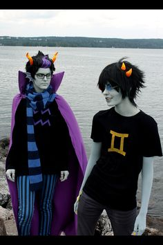 Sollux and Eridan. // i dont care that im pinnig this again its just that this…