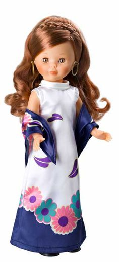 Nancy 45 aniversario-Nancy de 1974 con el conjunto Fiesta de 1978 Nancy Doll, Doll Making Tutorials, Spanish Girls, Wellie Wishers Dolls, Pram Toys, Cute Dolls, Antique Dolls, Couture, Fashion Dolls