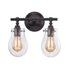 ELK Lighting 31931/2 Jaelyn Collection Oil Rubbed Bronze Finish