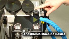 Megan Brashear, CVT explains the different parts to the anesthesia machine, covering proper anesthetic circuit choice, appropriate oxygen flow rates, correct reservoir bag sizing, and pop-off valve safety. #vettech #anesthesia #vetmed