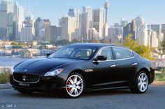 Maserati Quattroporte 2014 Review