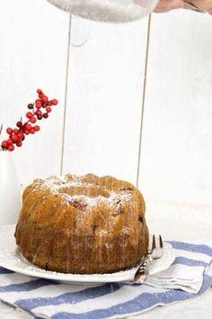 Kirsch-Mohn-Guglehupf zum Foodbloggertreffen im Loft Winterhude