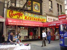 Carnegie Deli | New York City