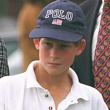 aboutprincewilliam: Prince Harry around 1996. I was looking through my images collection and I found these pictures of Harry. I decided to share it for all harry's fans. Sorry for the small size. :)